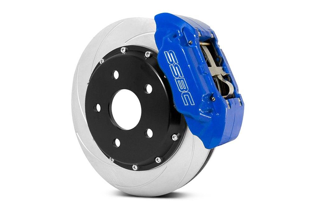 SSBC 1600541 Big Bite D54 Brake Pad Stainless Steel Brakes