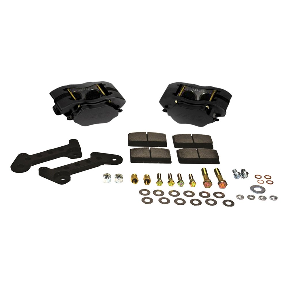 Ssbc Competition Street Quick Change Brake Caliper Kit System Related Parts Calipers Stainless Steel Sleeved Front