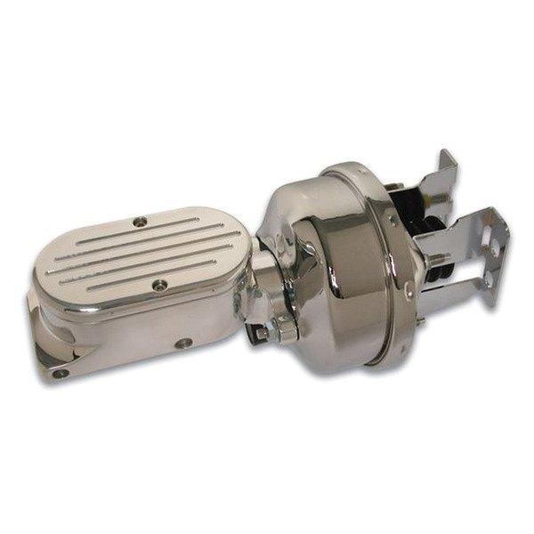 SSBC® - Dual Diaphragm Booster and Billet Aluminum Master Cylinder