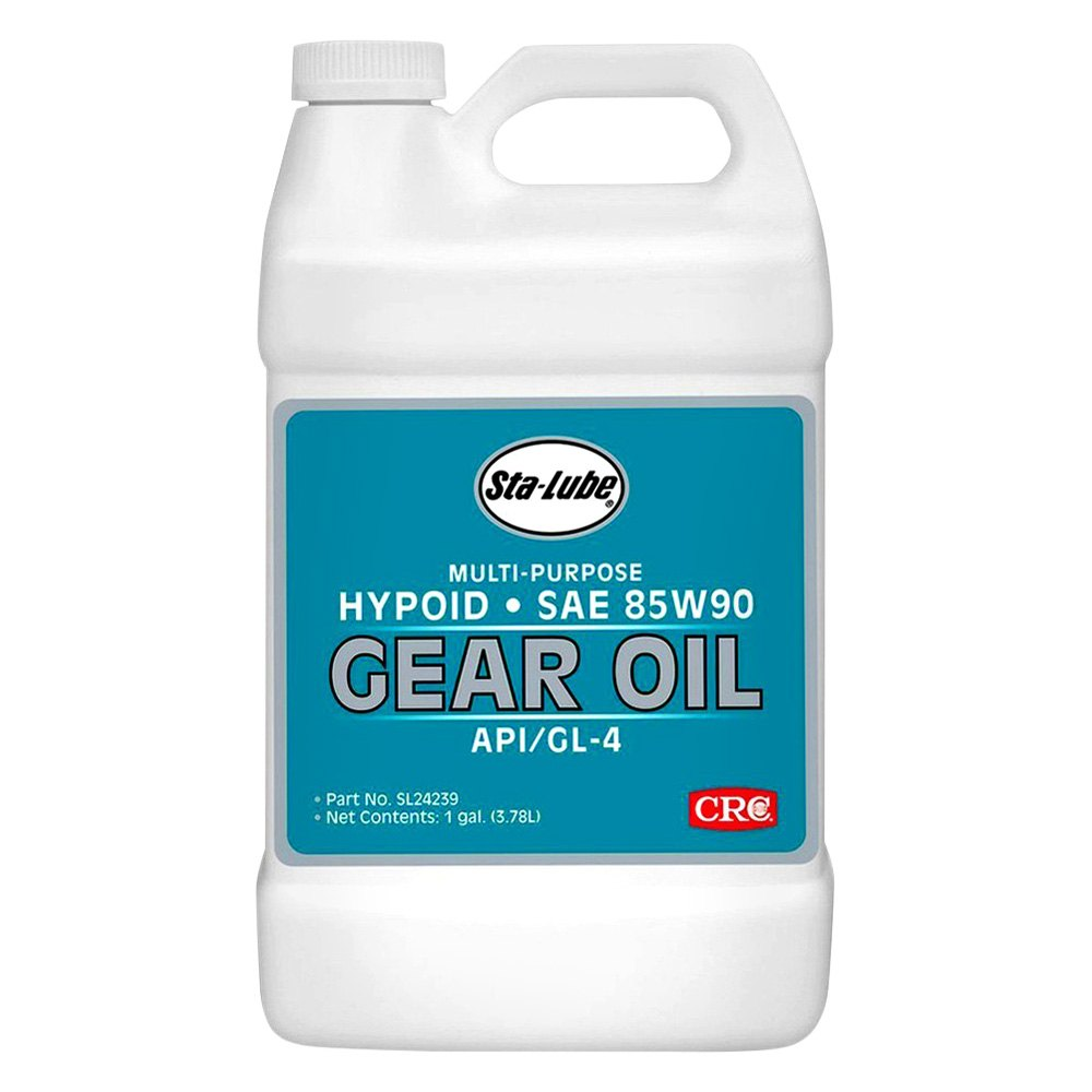 Sae: SAE 85w90 Multi-Purpose Hypoid Gear Oil