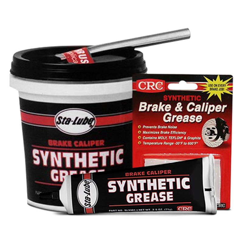 Brake Repair Shops >> Sta-Lube® - Synthetic Brake and Caliper Grease