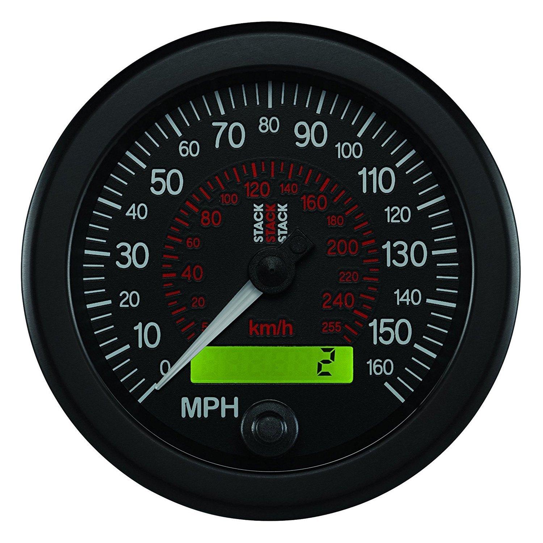 Pro-Control Electric Speedometer Gauge
