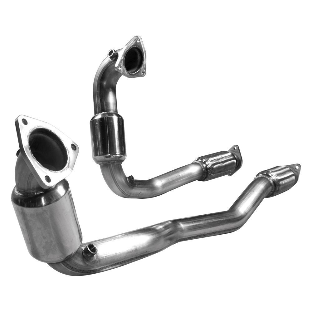 stainless works ford taurus 2010 304 ss downpipe. Black Bedroom Furniture Sets. Home Design Ideas