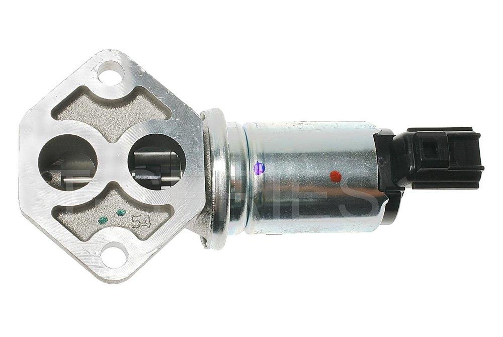 Escort idle air control valve where