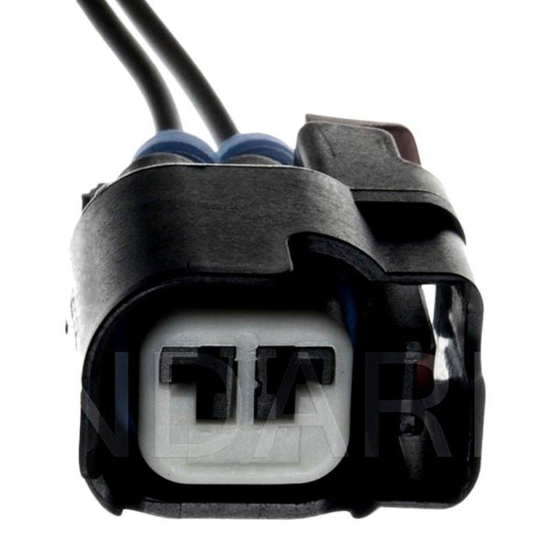 Abs Sensor Connector : Standard jeep wrangler abs wheel speed sensor