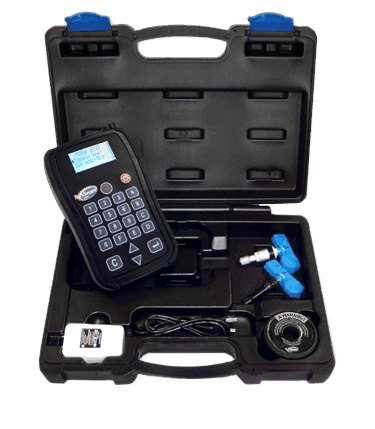 Programming is easy with the TechSmart® T55003 TPMS Tool Kit
