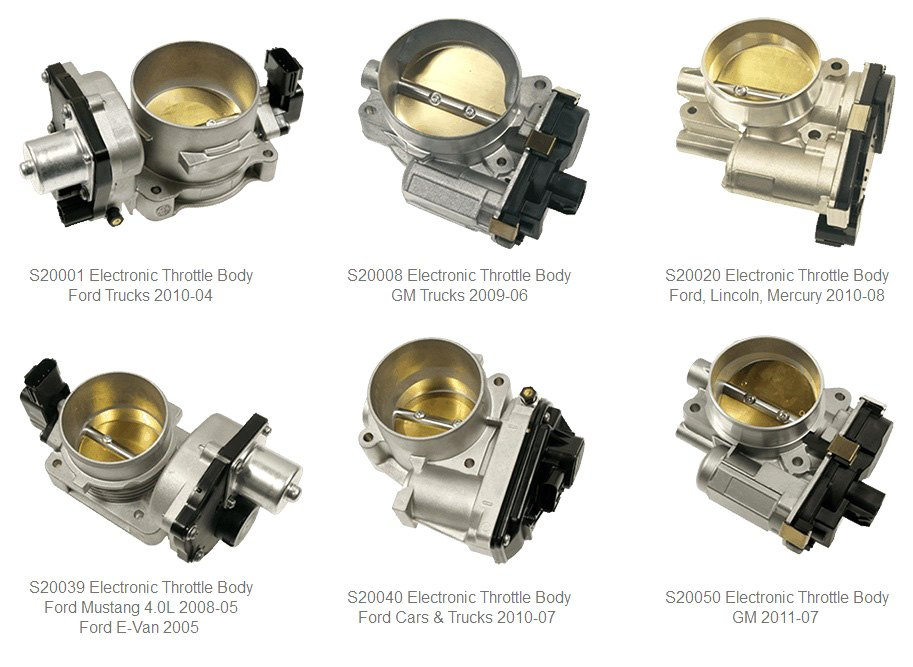 TechSmart Electronic Throttle Bodies