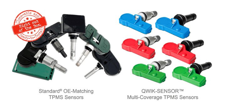 TPMS innovation from Standard