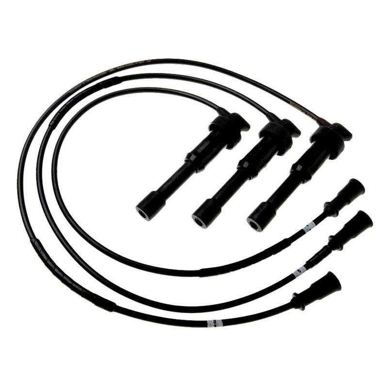 standard 174 kia sedona 3 5l 2002 intermotor spark wire set