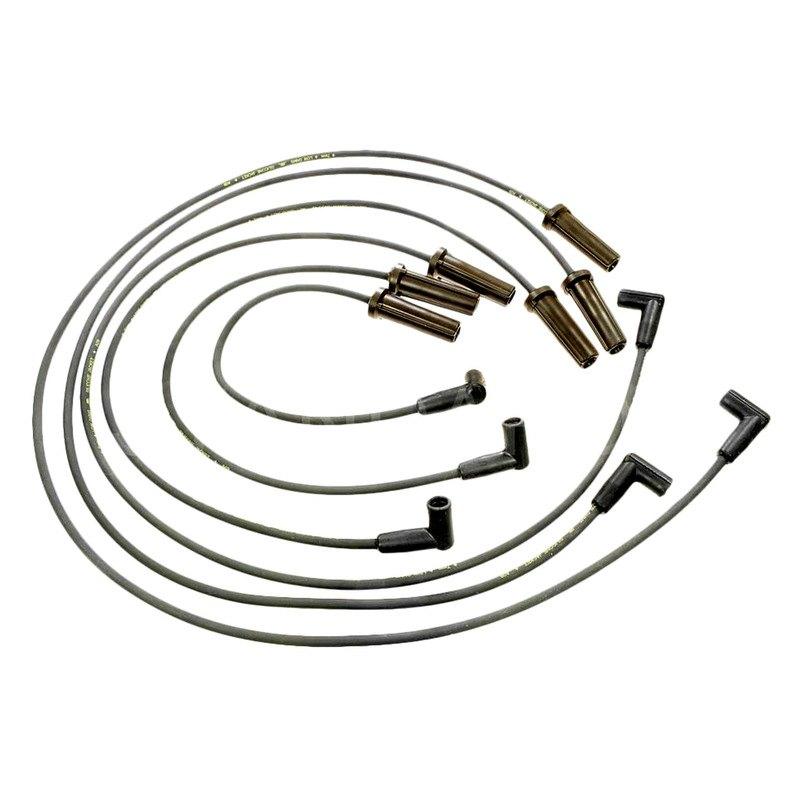 standard chevy impala 2004 spark plug wire set. Black Bedroom Furniture Sets. Home Design Ideas