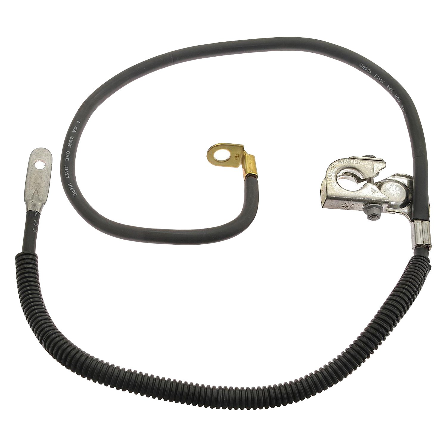 standard ford focus 2 0l 2009 battery cable. Black Bedroom Furniture Sets. Home Design Ideas