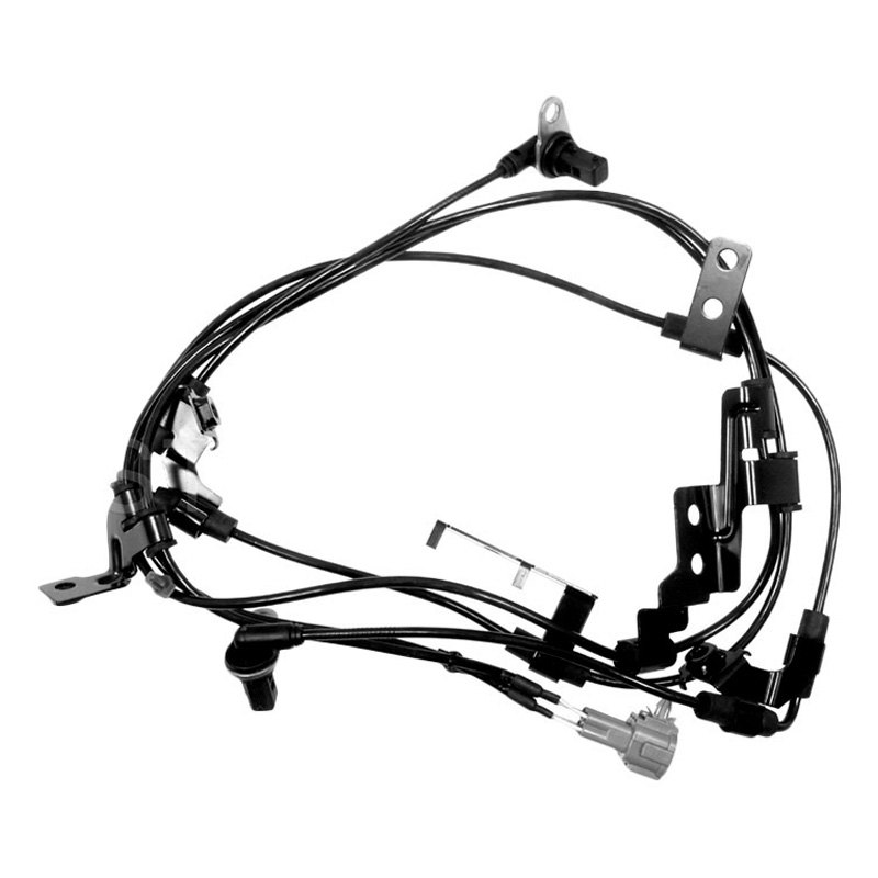 For Nissan Frontier 02 04 Intermotor Rear Passenger Side Abs Speed