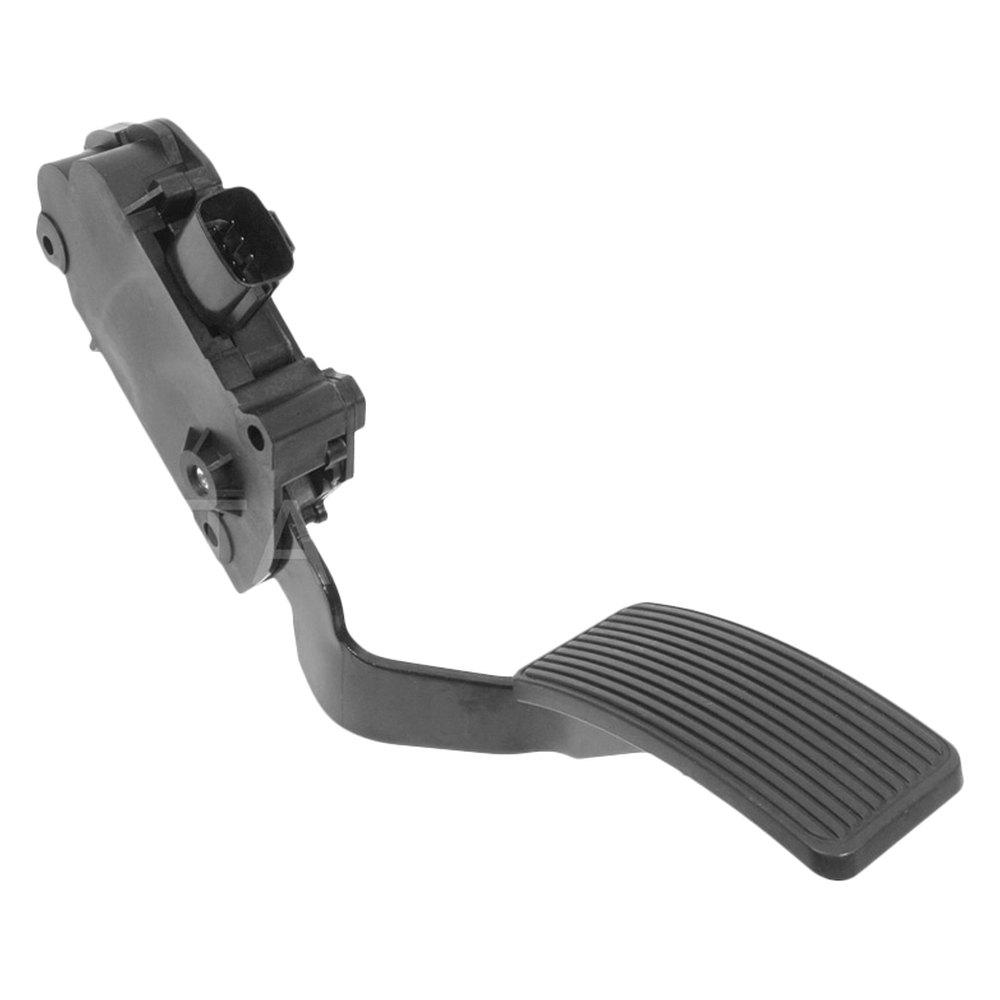 Ford Accelerator Pedal : Standard ford f super duty accelerator pedal