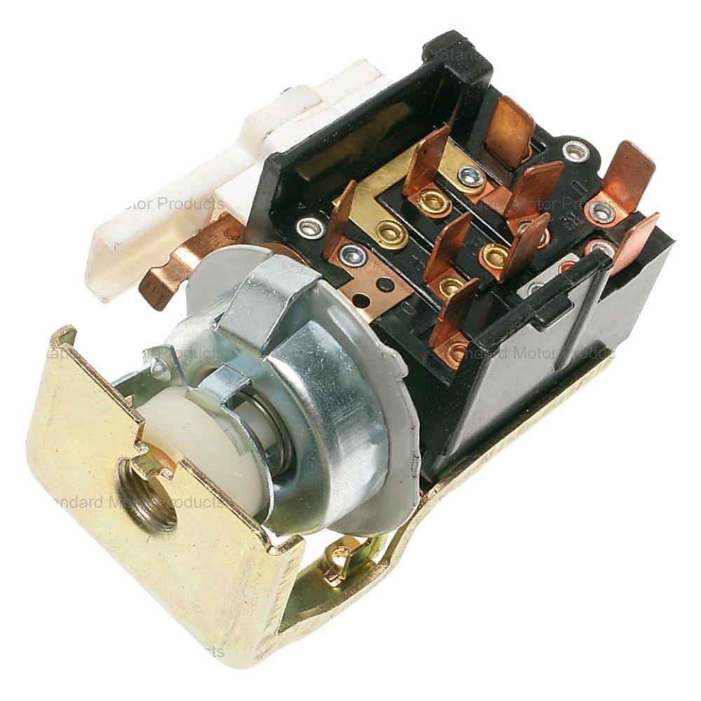 Dodge Dynasty 1989 Headlight Switch: DS-346 Standard - Headlight Switch
