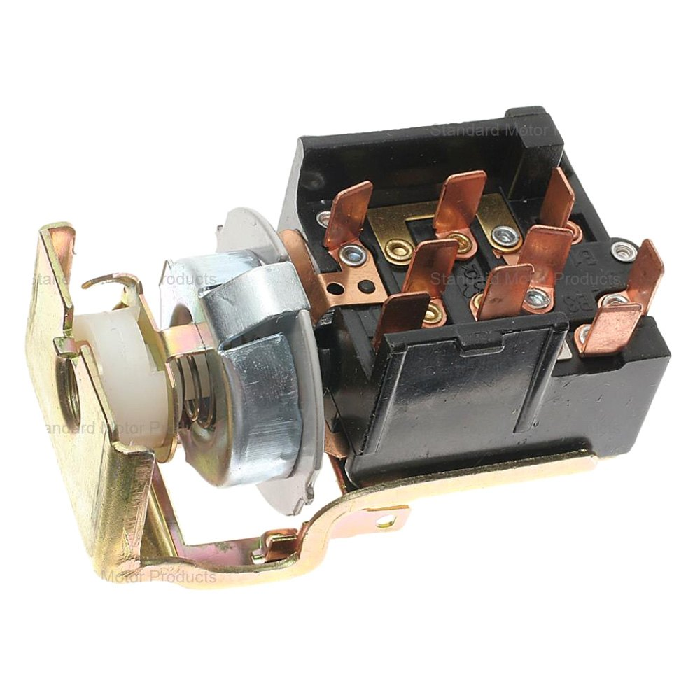 Dodge Dynasty 1989 Headlight Switch: DS-357 Standard - Headlight Switch