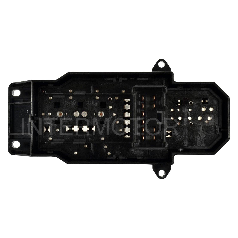 Standard honda civic 2013 intermotor door window switch for 1996 honda civic power window switch