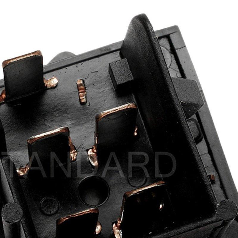 Ford Aerostar 1992 HVAC Blower Control Switch