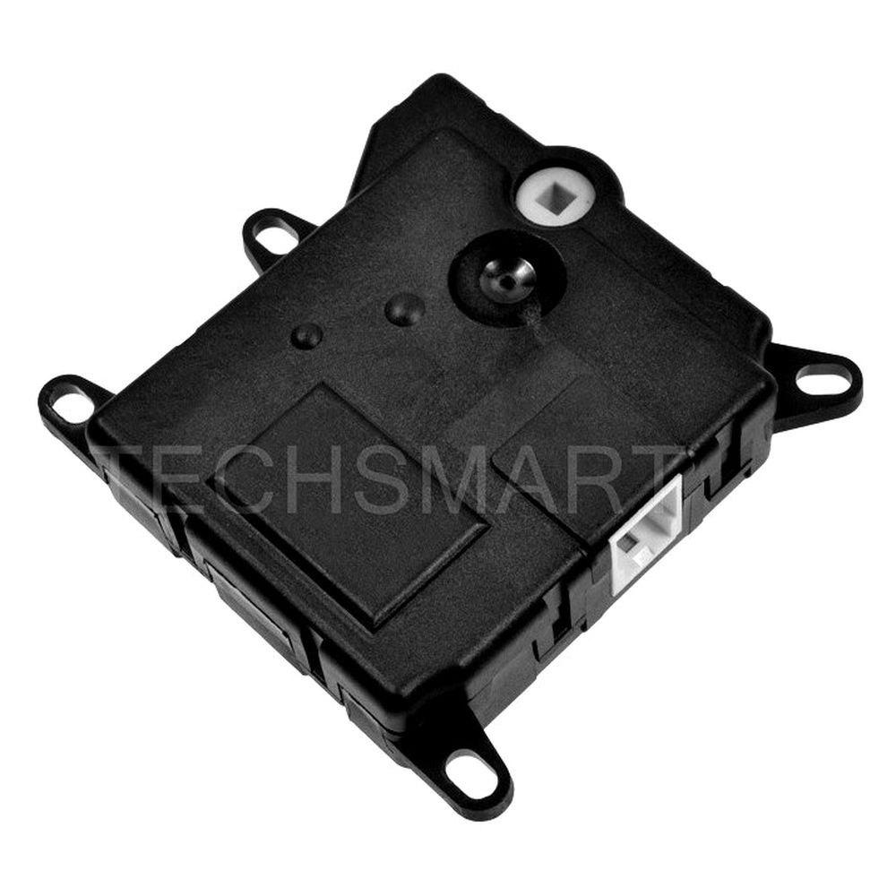 Standard j04045 techsmart rear hvac floor mode door for Door actuator