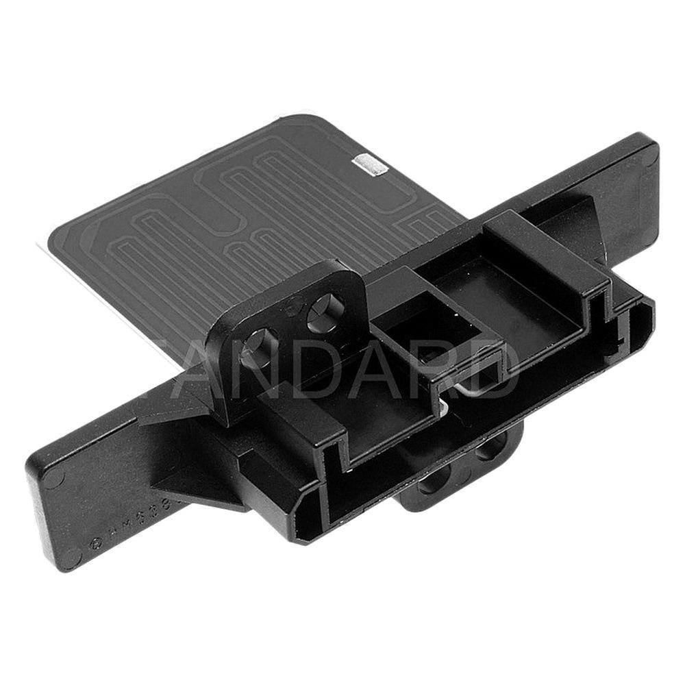 Standard ru 208 intermotor hvac blower motor resistor for Hvac blower motor resistor