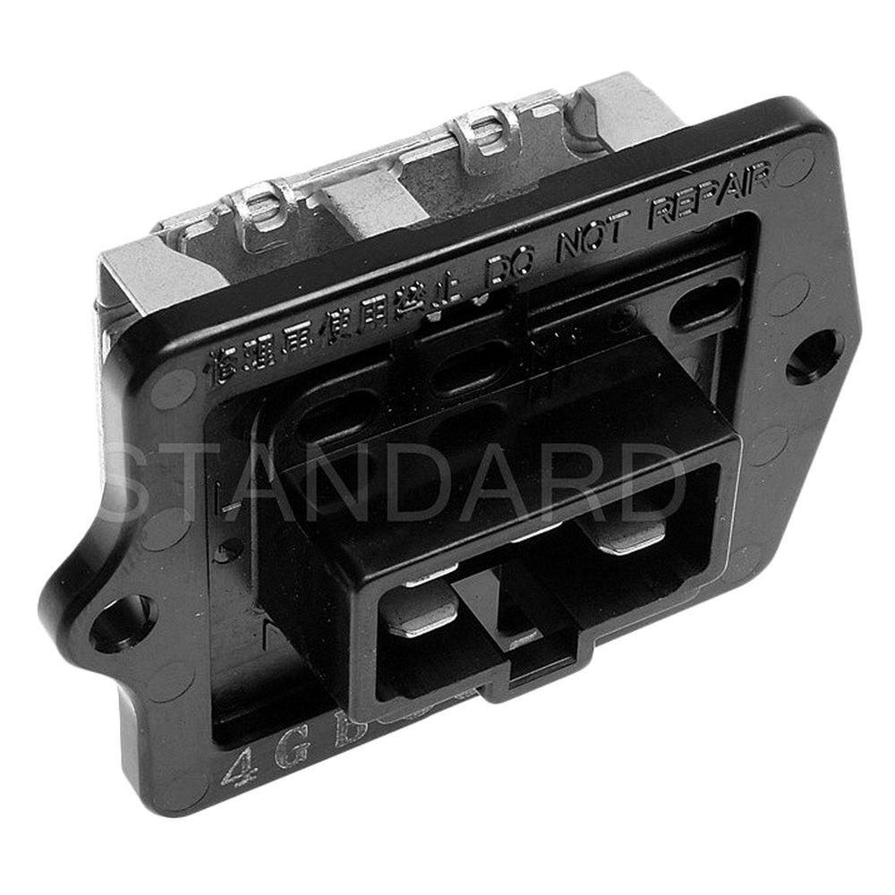Standard ru 231 intermotor hvac blower motor resistor for Hvac blower motor resistor