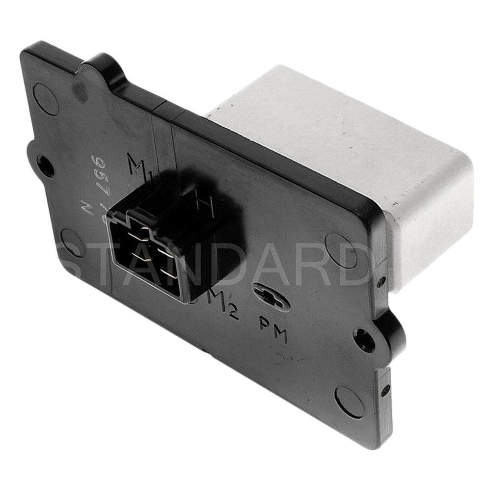 Standard ru 247 intermotor hvac blower motor resistor for Hvac blower motor resistor