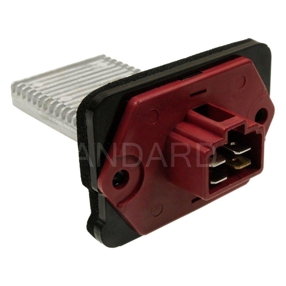 Standard Ru 307 Intermotor Hvac Blower Motor Resistor