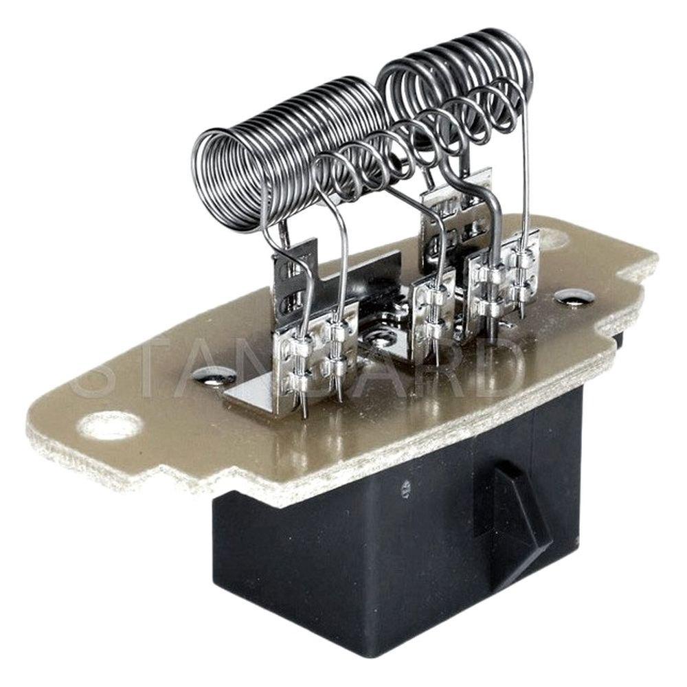 Standard ru 319 hvac blower motor resistor for Hvac blower motor resistor