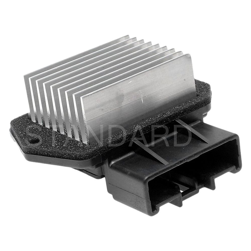 Standard ru 342 intermotor hvac blower motor resistor for Hvac blower motor not working