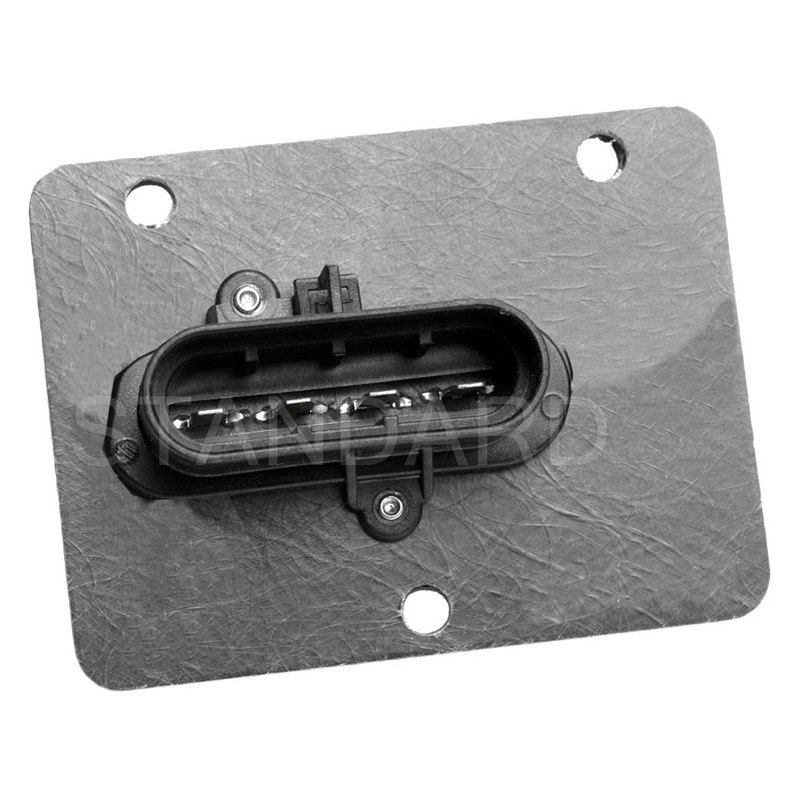 Standard chevy suburban 1999 hvac blower motor resistor for Suburban furnace blower motor replacement