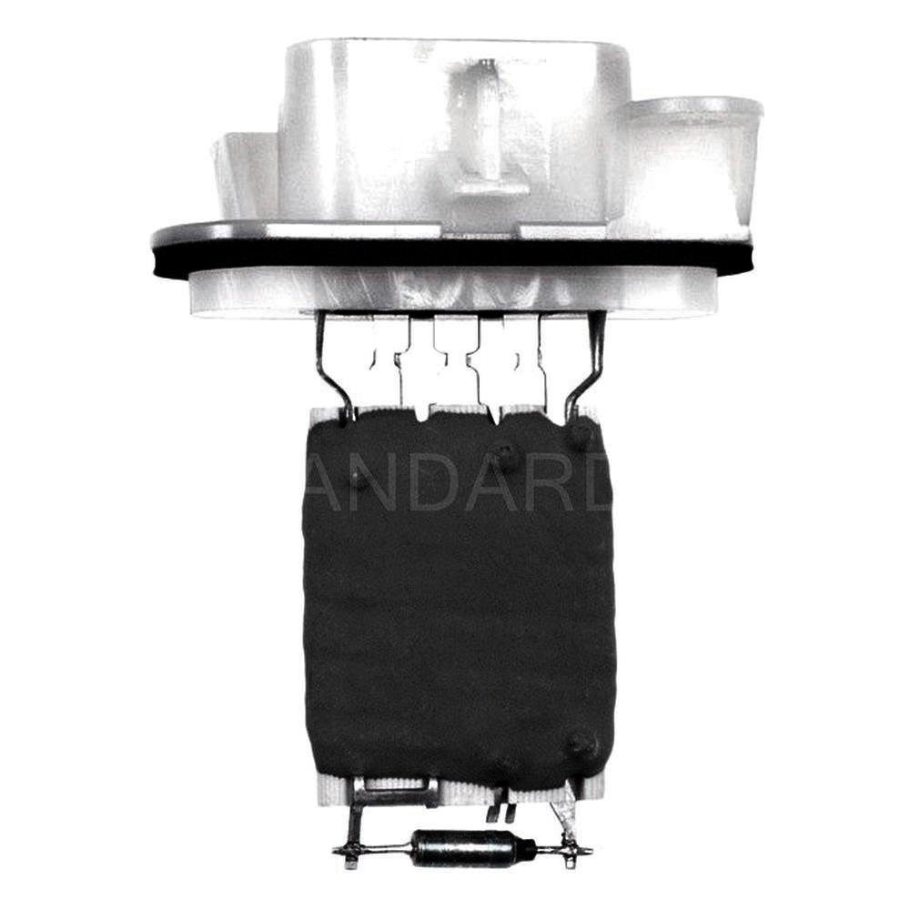 Chevy Colorado Blower Resistor: Chevy SSR 2003 HVAC Blower Motor Resistor