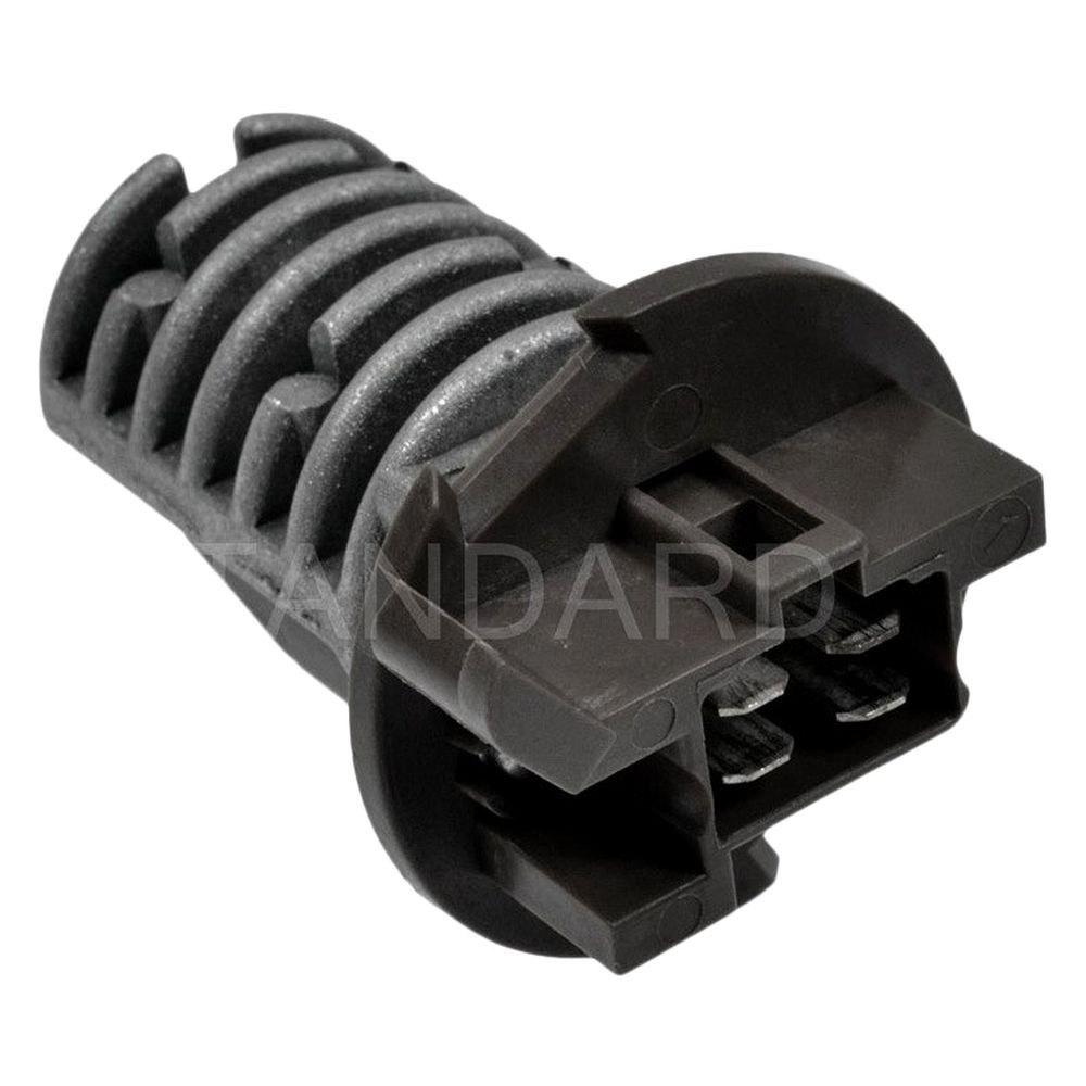 Standard acura mdx 2001 2006 intermotor hvac blower for Hvac blower motor resistor