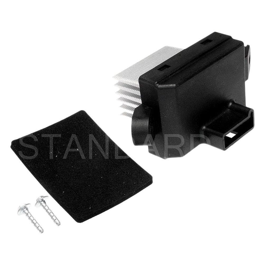 Standard chevy malibu 2008 hvac blower motor resistor for Hvac blower motor resistor