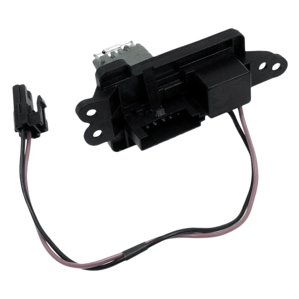 Standard chevy trailblazer 2002 hvac blower motor resistor for Hvac blower motor resistor