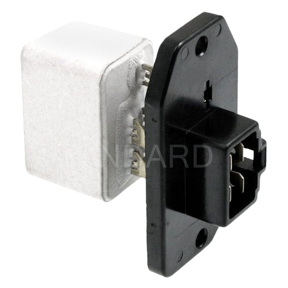 Standard toyota sienna 2000 intermotor hvac blower for Hvac blower motor resistor
