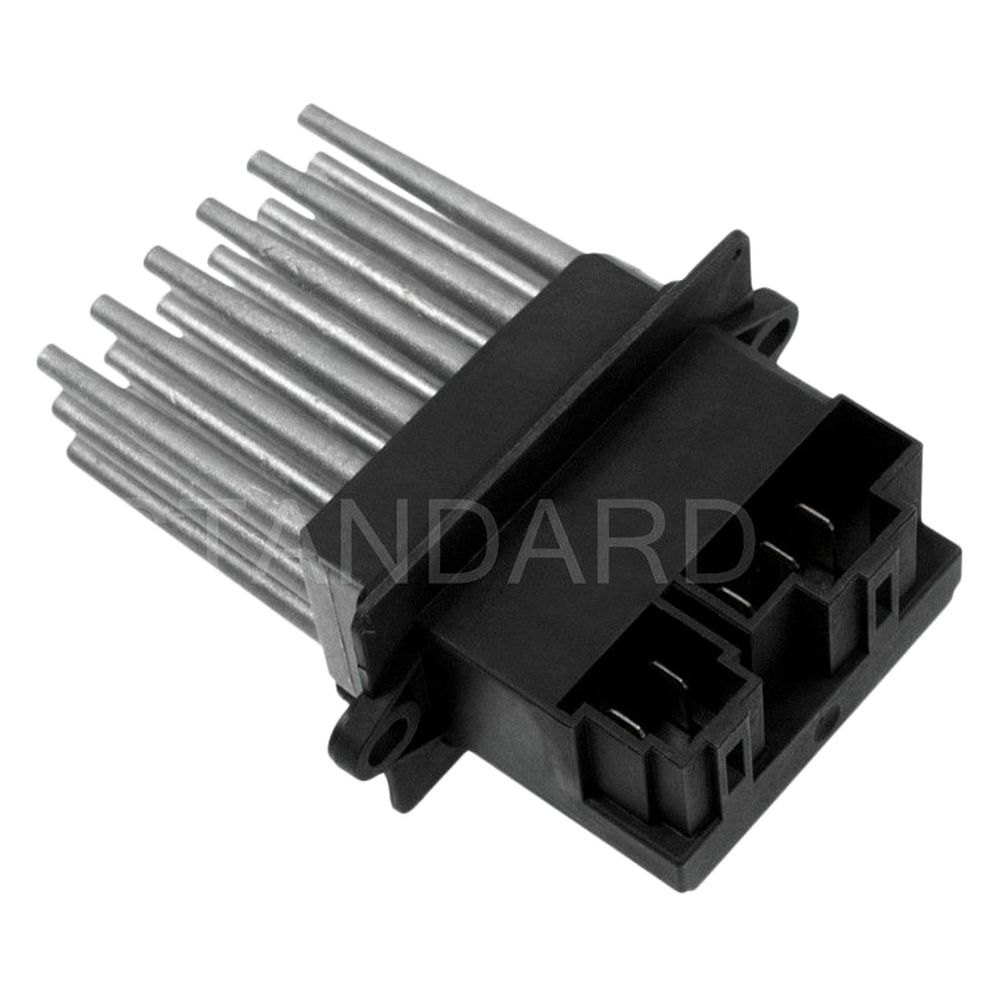 Standard ru 399 hvac blower motor resistor for Hvac blower motor resistor