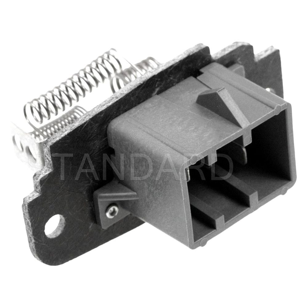 Standard ford sport trac 2002 2005 hvac blower motor for Hvac blower motor resistor