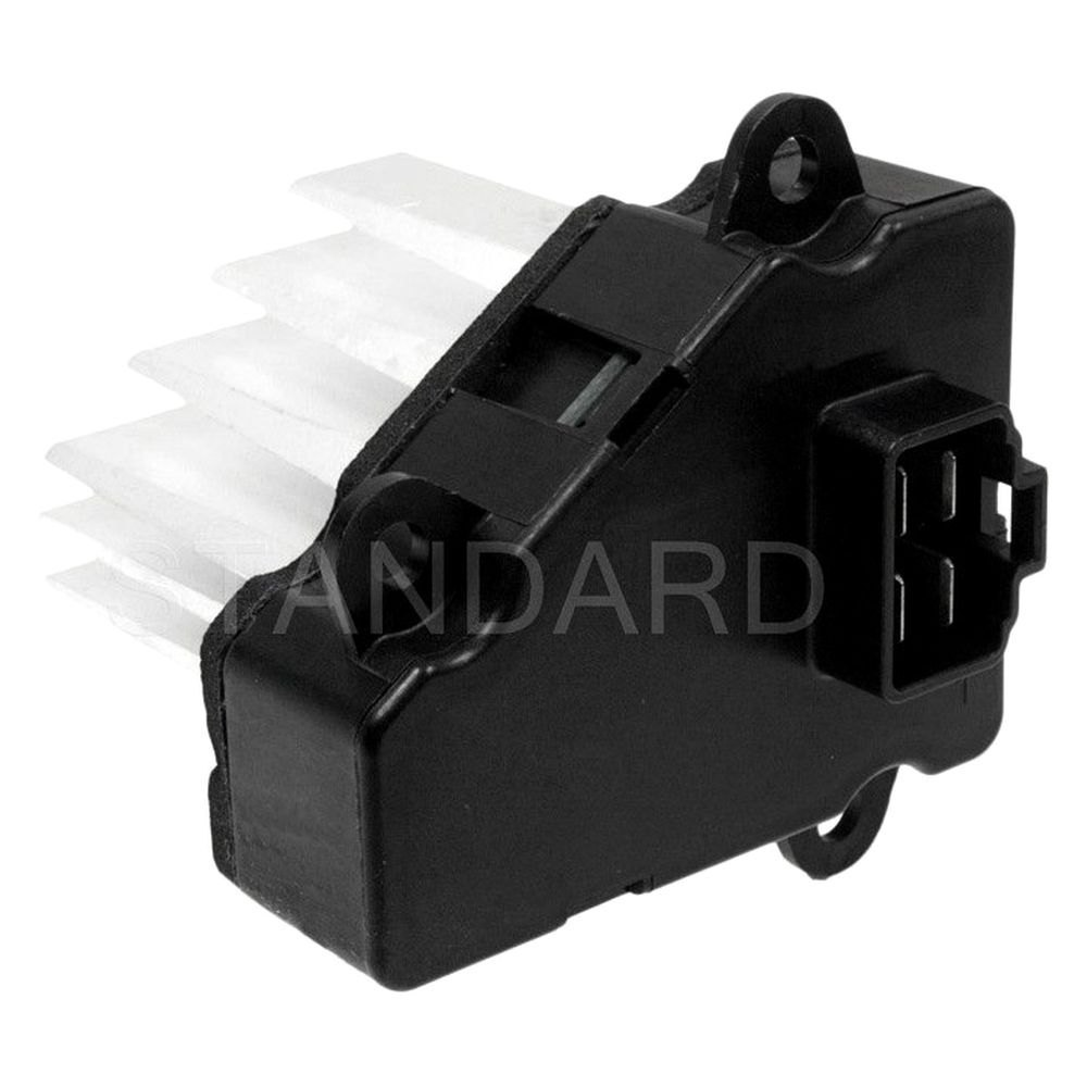 Standard chevy uplander 2005 hvac blower motor resistor for Hvac blower motor resistor