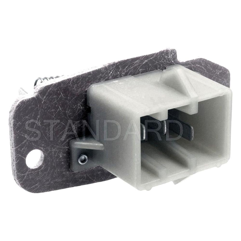 Standard ford f 350 super duty 1999 hvac blower motor for Hvac blower motor resistor
