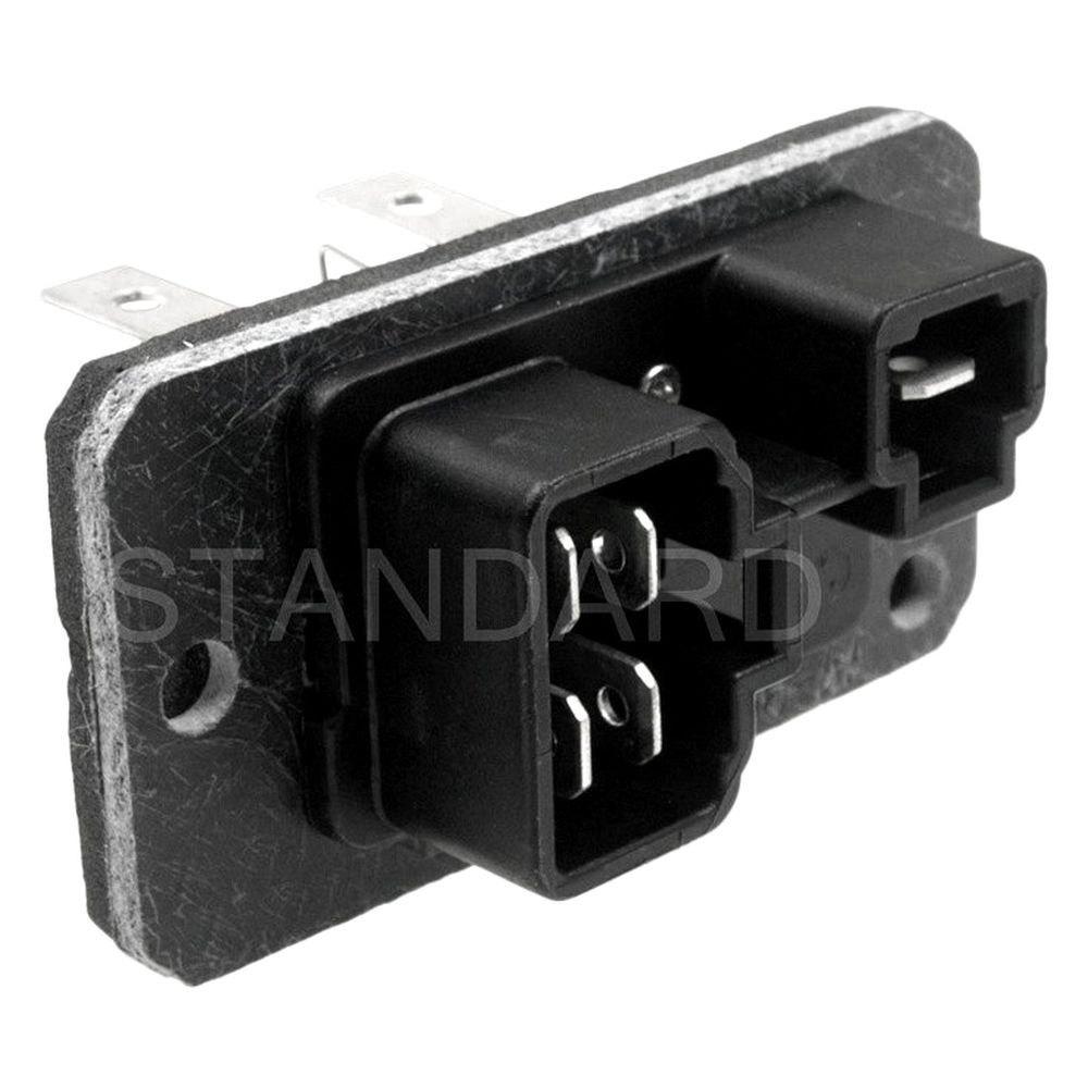 Standard ru 446 hvac blower motor resistor for Blower motor for furnace cost