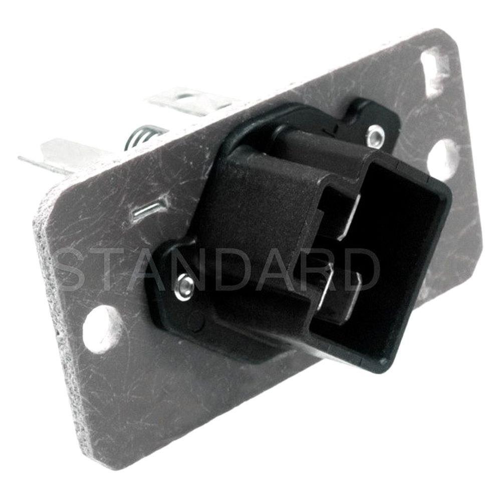 Standard ru 447 hvac blower motor resistor ebay for Hvac blower motor resistor