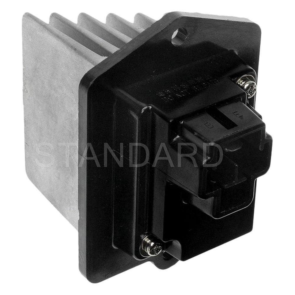 Standard ru 502 intermotor hvac blower motor resistor for Hvac blower motor resistor