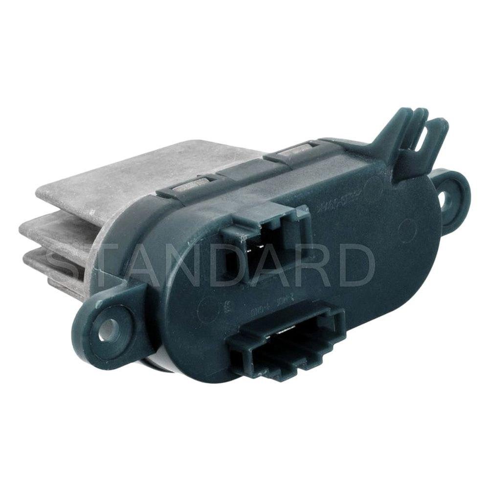 Standard Ru 506 Intermotor Hvac Blower Motor Resistor