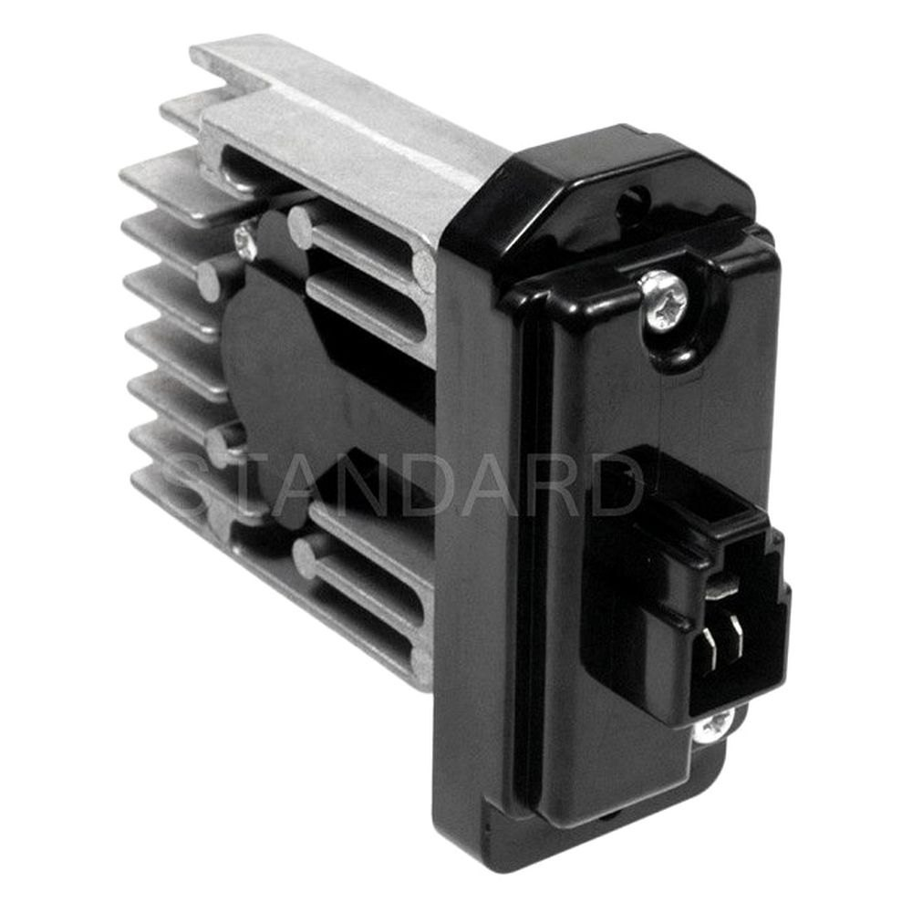 Standard ru 507 intermotor hvac blower motor resistor for Hvac blower motor resistor
