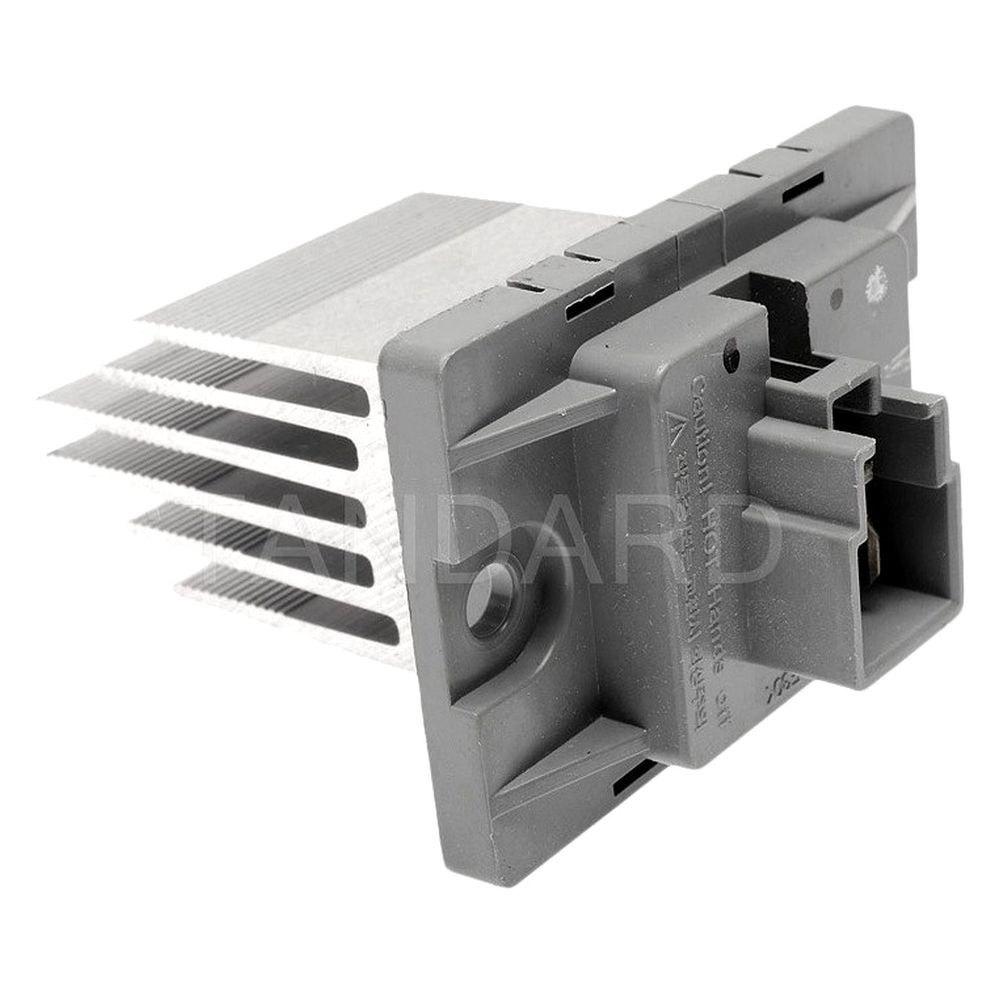 Standard ru 514 intermotor hvac blower motor resistor for Furnace blower motor price