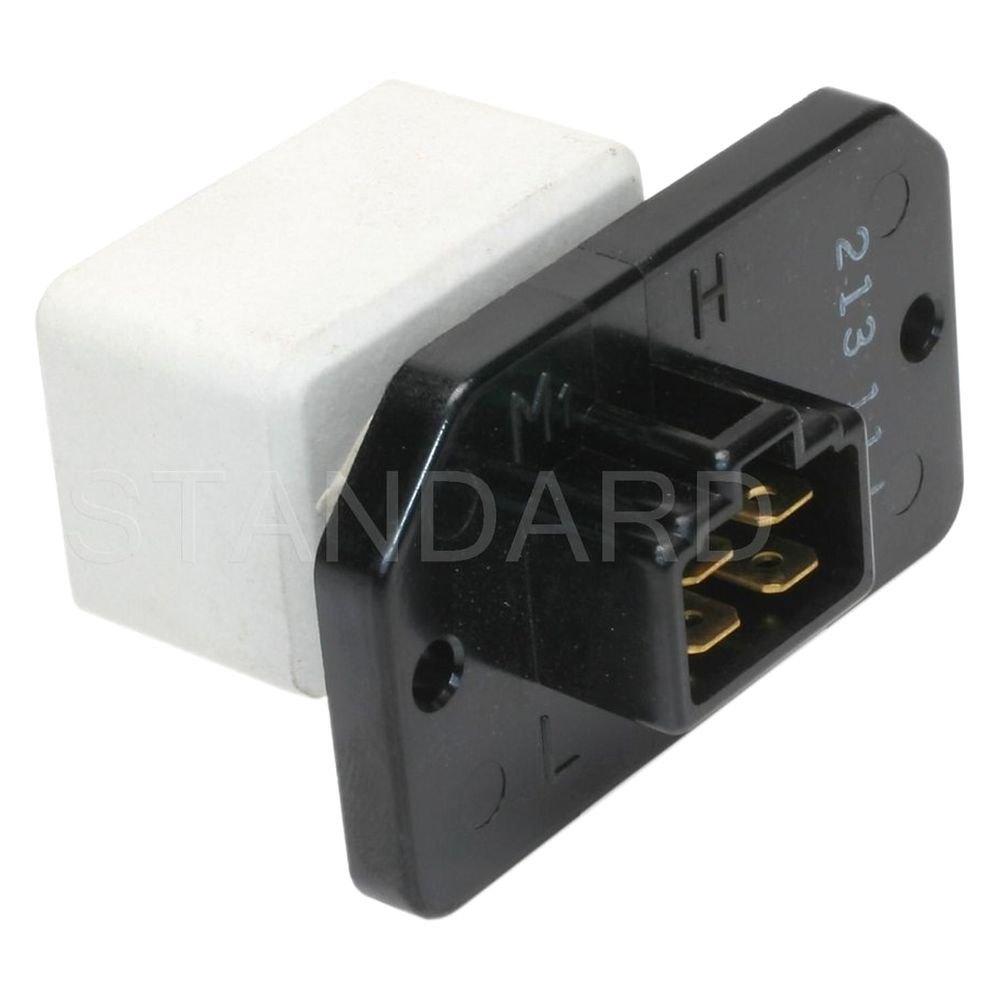 Standard ru 558 hvac blower motor resistor for What is a blower motor resistor