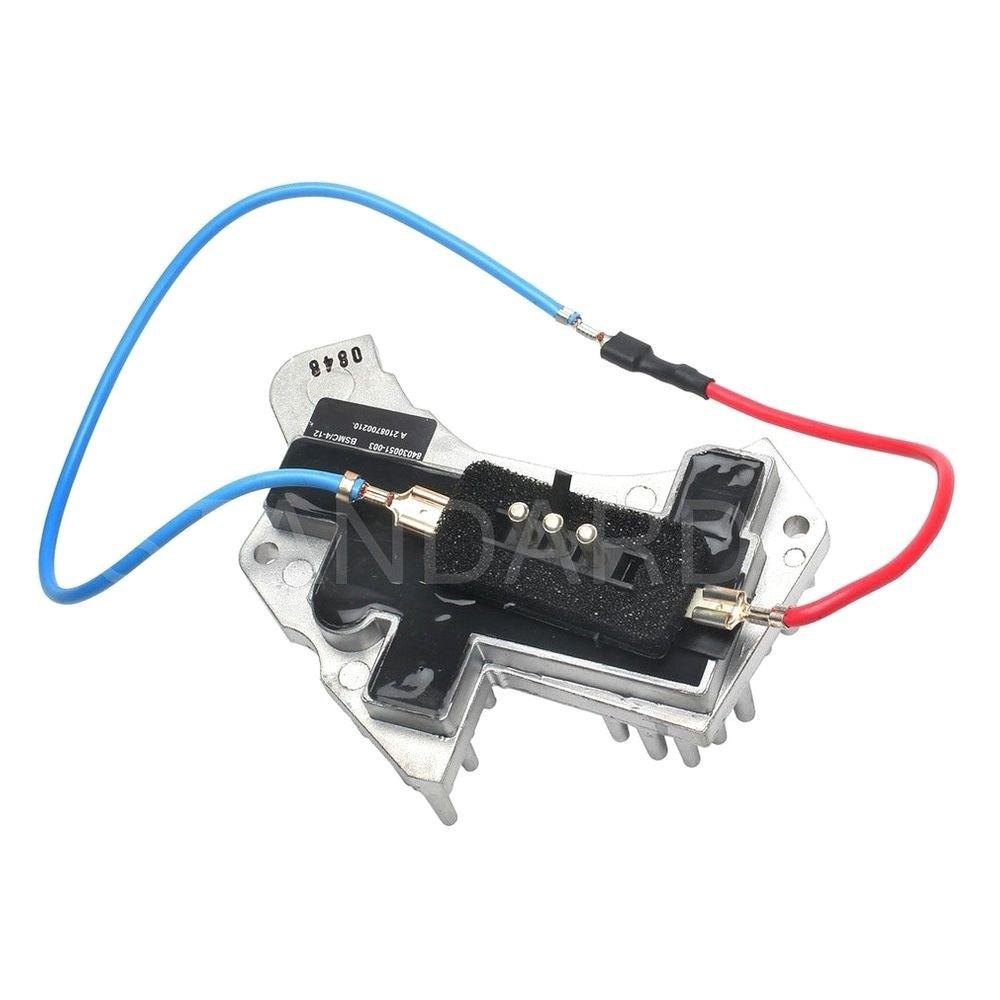 Standard Ru 567 Intermotor Hvac Blower Motor Resistor
