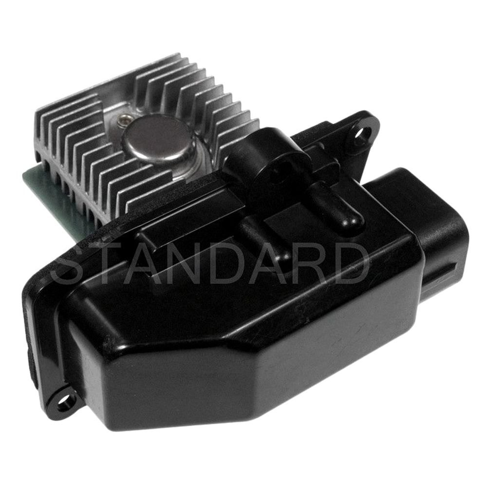 Standard lincoln town car with automatic climate for Car ac blower motor