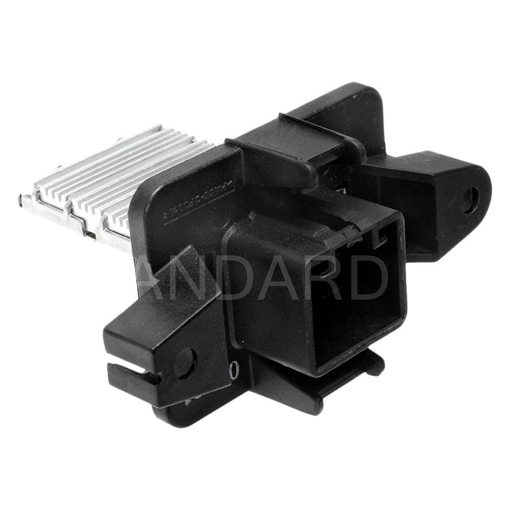 Standard ru 642 hvac blower motor resistor for What is a blower motor resistor