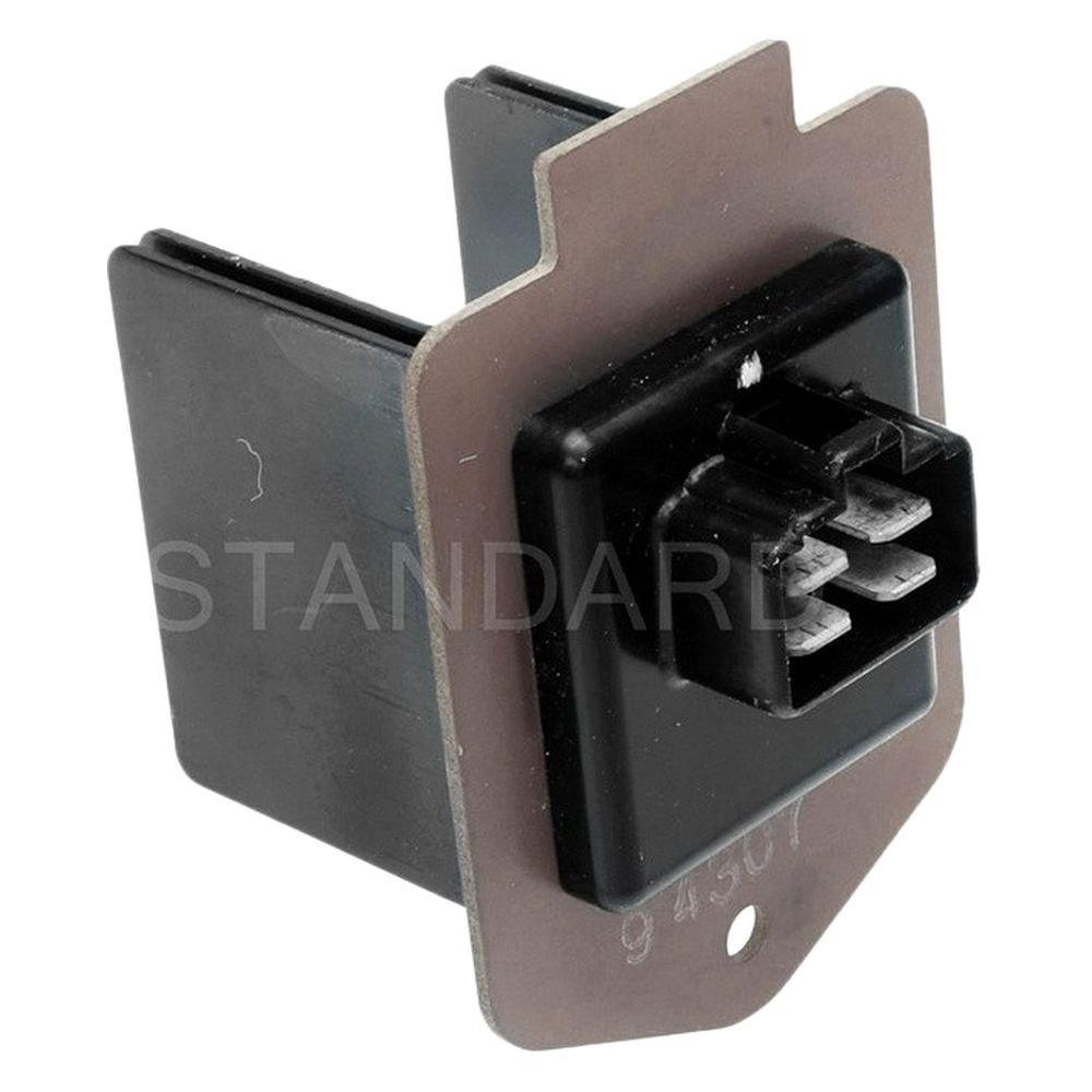 Standard ru 649 intermotor hvac blower motor resistor for What is a blower motor resistor