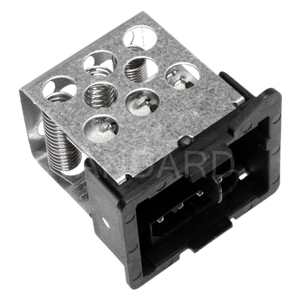 Standard ru 668 intermotor hvac blower motor resistor for Blower motor for furnace cost